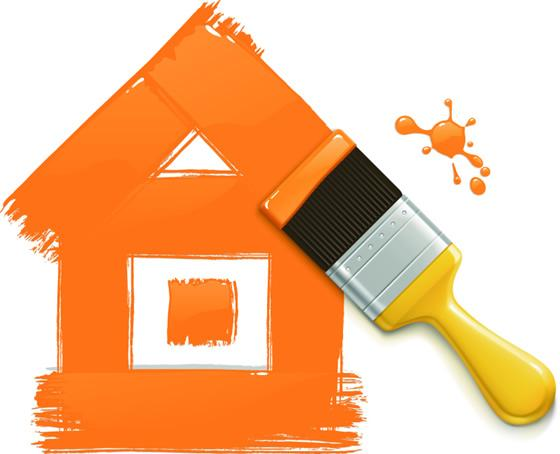 装修公司科普:油漆涂料哪种好?不同室内如何选择合适的油漆涂料