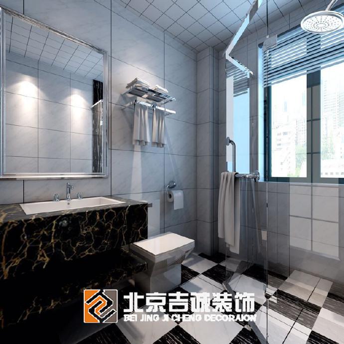 [装修案例]180平米现代风格装修案例效果图 柔美精致 富有品位