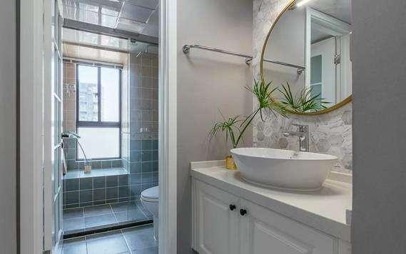 卫生间干湿分离怎么做比较好?有什么好的设计技巧?