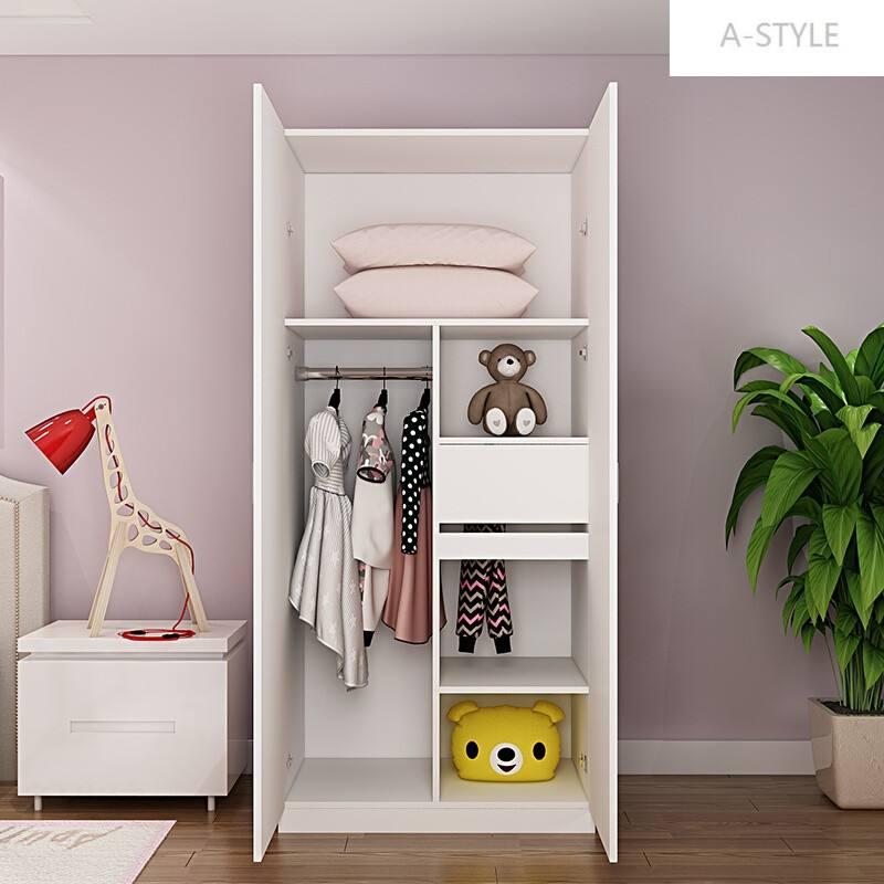 全屋整装定制衣柜内部如何设计?哪种设计收纳更好更实用