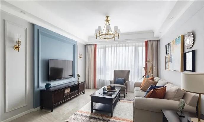 客厅风水禁忌 家装软装色彩搭配与摆放位置的客厅风水学