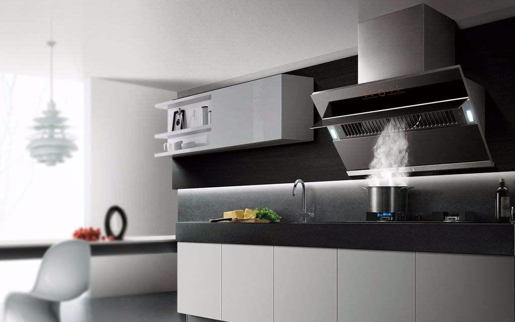厨房油烟机清洗