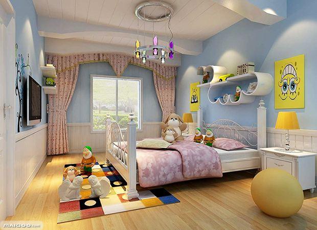 儿童房适合的颜色.jpg
